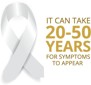 20 Years for Symptoms to Appear